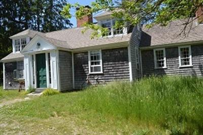 Bourne Single Family Home For Sale: 276 County Rd