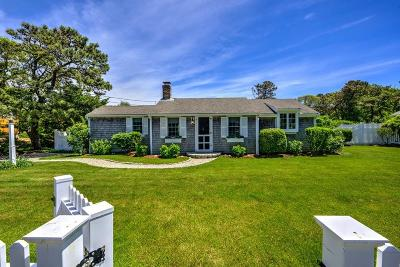 Sandwich Single Family Home For Sale: 94 Wing Blvd W