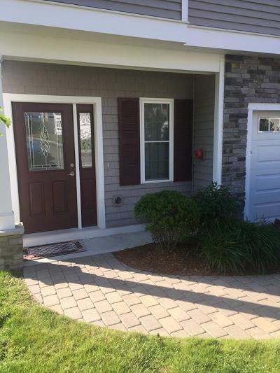 Burlington Condo/Townhouse Under Agreement: 264 Winn #D