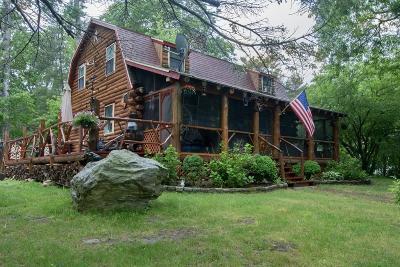Pembroke Single Family Home For Sale: 38 Fairview