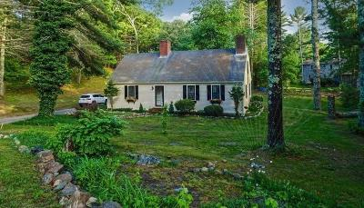 Carver Single Family Home For Sale: 94 Plymouth St