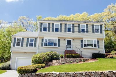 Weymouth Single Family Home For Sale: 71 Inman Rd