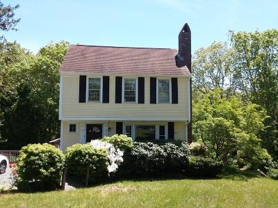 Sandwich Single Family Home For Sale: 45 Snake Pond Rd