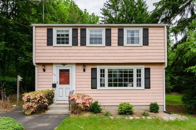 Whitman MA Single Family Home Under Agreement: $300,000