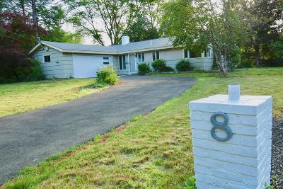 Framingham Single Family Home Contingent: 8 Nadine Rd