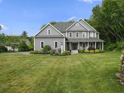 Hopkinton Single Family Home Price Changed: 110 Hayden Rowe St