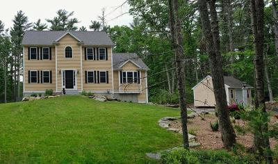 Middleboro Single Family Home For Sale: 61 Harper Lane