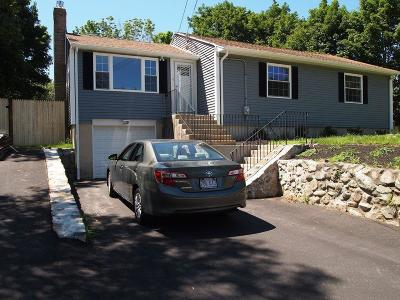 Hingham Single Family Home Under Agreement: 129 Chief Justice Cushing Hwy