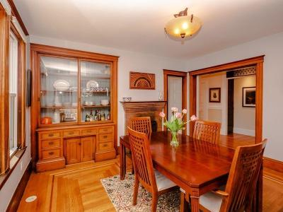 Condo/Townhouse Under Agreement: 16 Hampstead Rd #1