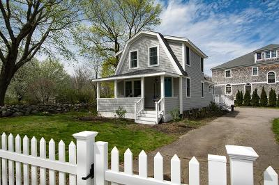 Scituate Single Family Home Price Changed: 94 Beaver Dam Rd