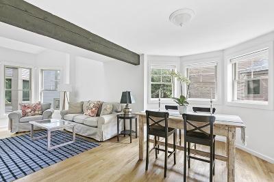 Cambridge MA Single Family Home Under Agreement: $742,000