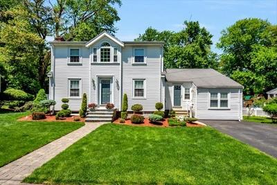 Reading Single Family Home For Sale: 55 Springvale Rd