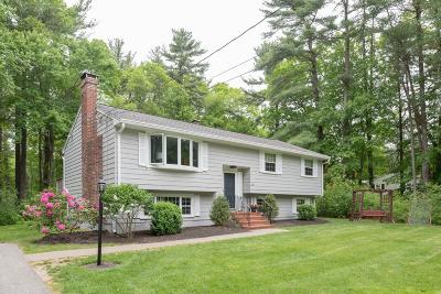 Hanover Single Family Home Contingent: 42 Meadowbrook Rd