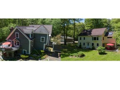 Belchertown Multi Family Home For Sale: 7a-B, 3a-B Old Amherst Rd