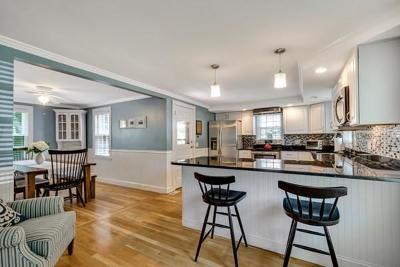 Lynnfield Single Family Home Under Agreement: 729 Main Street