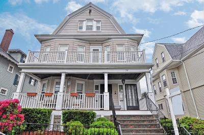 Somerville Multi Family Home Contingent: 32 Curtis Street