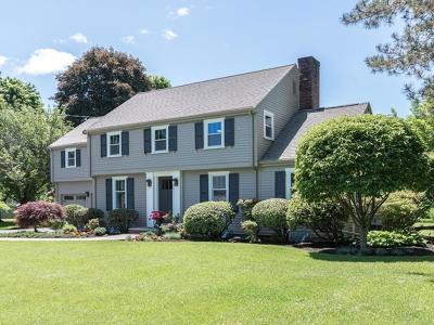 Lynnfield MA Single Family Home Under Agreement: $799,900