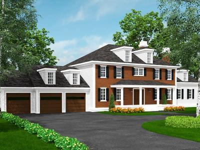 Belmont Single Family Home For Sale: 8 Saint James Court