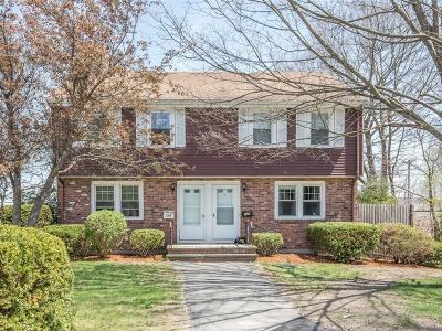 Dedham Multi Family Home For Sale: 140 Ashcroft St