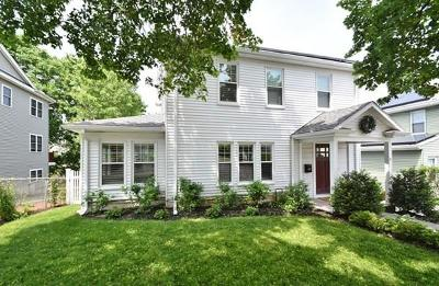 Watertown MA Single Family Home Under Agreement: $699,000