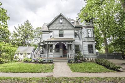 Watertown Single Family Home Under Agreement: 13 Oliver Street