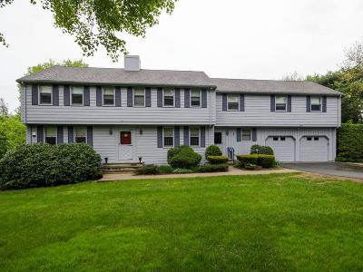 Needham Single Family Home For Sale: 1140 Webster Street
