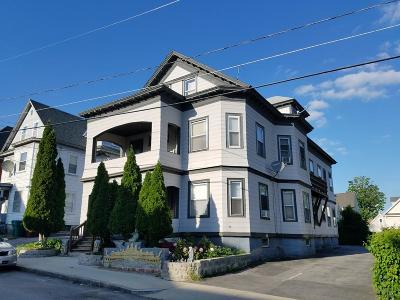 Lowell Multi Family Home Under Agreement: 68 Bellevue St.