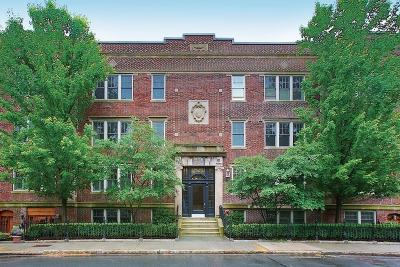 Brookline Condo/Townhouse Under Agreement: 115 Sewall Ave #7