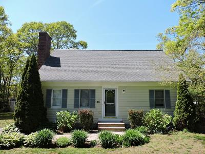 MA-Barnstable County Single Family Home For Sale: 36 Andrews St