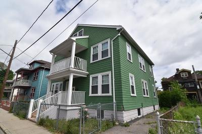 Boston MA Multi Family Home Under Agreement: $649,000