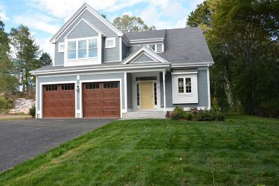 Medfield Single Family Home For Sale: 19 Hospital Road