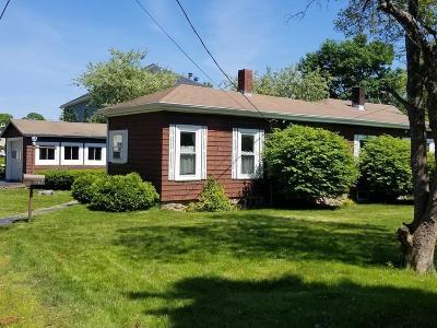 Gloucester Single Family Home Under Agreement: 9 Ellery St.