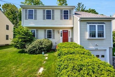 Framingham Single Family Home For Sale: 179 Arthur St