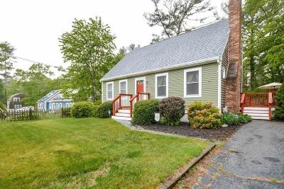 Plymouth Single Family Home For Sale: 28 Nickerson St