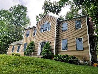 Framingham Single Family Home Price Changed: 12 Pine Hill