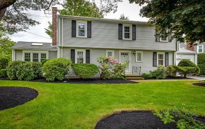 Framingham Single Family Home Under Agreement: 2 Salvi Drive