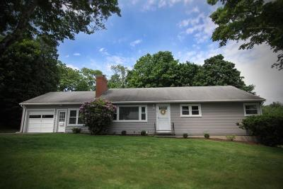 Westborough Single Family Home Under Agreement: 17 O'neil Drive
