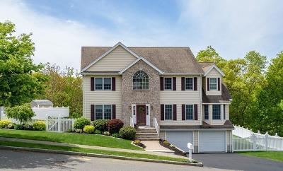 Wakefield Single Family Home Under Agreement: 85 Harrison Avenue