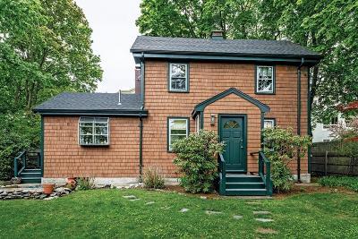 Brookline Condo/Townhouse For Sale: 673 Hammond St #673