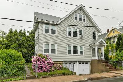 Multi Family Home Under Agreement: 14 Orchard Street