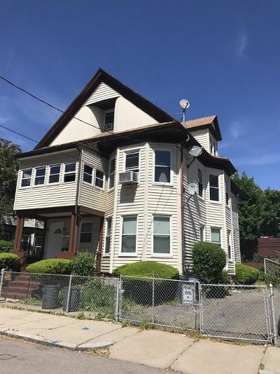 Multi Family Home Contingent: 6 Westcott Street