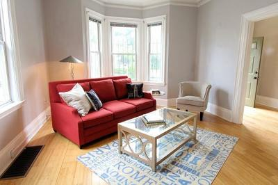 Boston Single Family Home Under Agreement: 27 Woodbine St