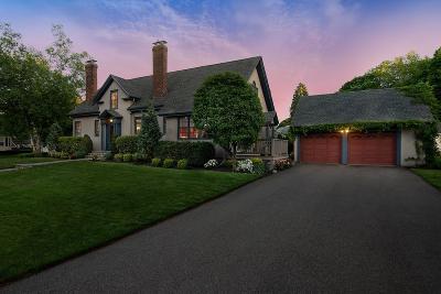 Braintree Single Family Home Under Agreement: 110 Monatiquot Ave