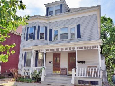 Condo/Townhouse Under Agreement: 39-41 Cranston St #1