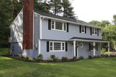 Billerica Single Family Home Under Agreement: 20 Meade Rd