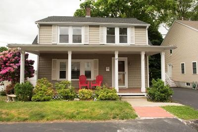Braintree Single Family Home For Sale: 47 Audubon Ave