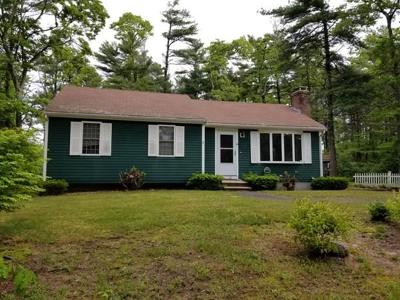 Plymouth Single Family Home Contingent: 15 Shady Pine Ln
