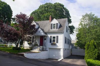 Quincy Single Family Home Under Agreement: 161 Phipps St.