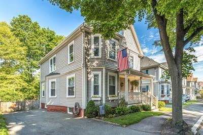 Beverly Single Family Home For Sale: 4 Odell Ave