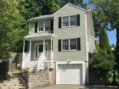 Waltham Single Family Home Under Agreement: 28 Colburn Street